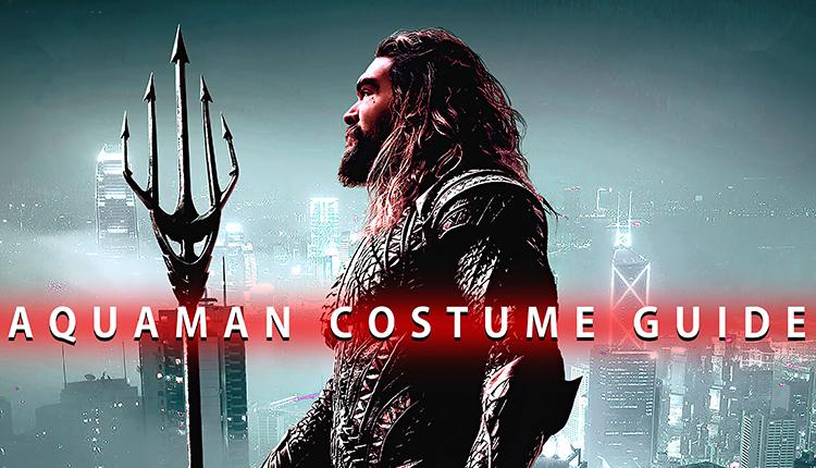 Aquaman Banner