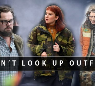 Don't Look Up Outfits Banner