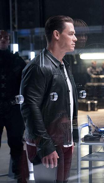 Fast And Furious 9 John Cena Jacket
