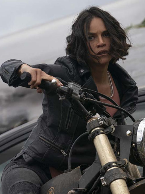 Fast and Furious 9 Letty Ortiz Outfits