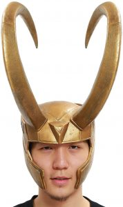 Loki Tom Hiddleston Helmet