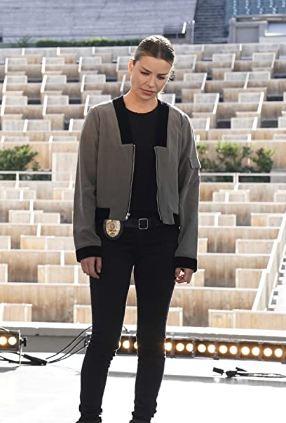 Lucifer S05 Part 2 Lauren German Jacket
