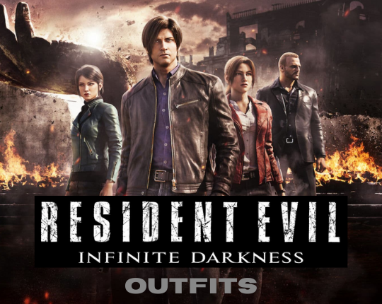 Resident Evil Infinite Darkness Outfits
