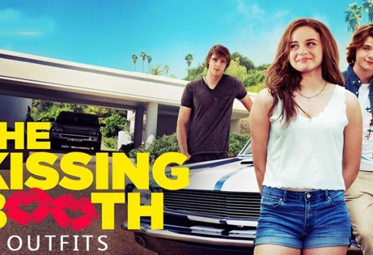 The Kissing Booth 3 Outfits