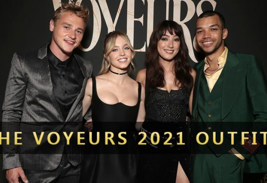 The Voyeurs 2021 Outfits