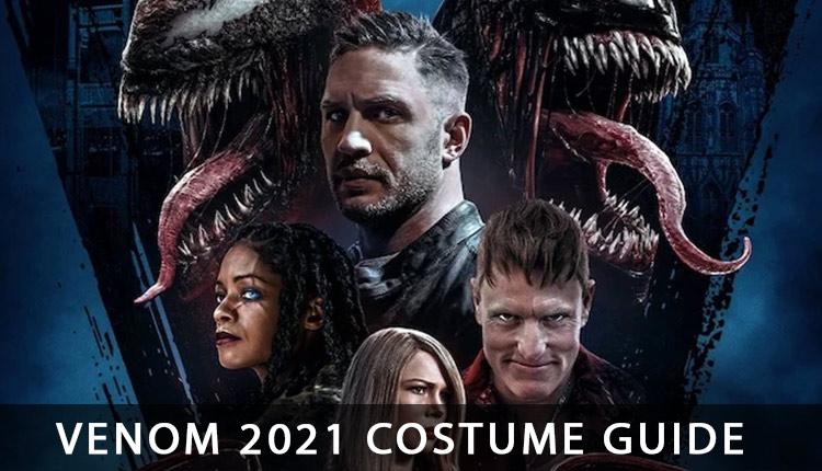 Venom 2021 Costume Guide