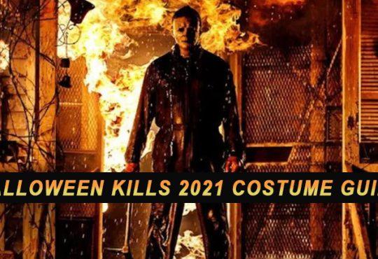 Halloween Kills 2021 costume