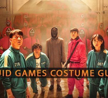 Squid Games Costume Guide