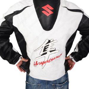 suzuki-hayabusa-white-biker-leather-jacket