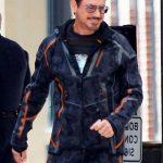 Avengers Infinity War Tony Stark Jacket