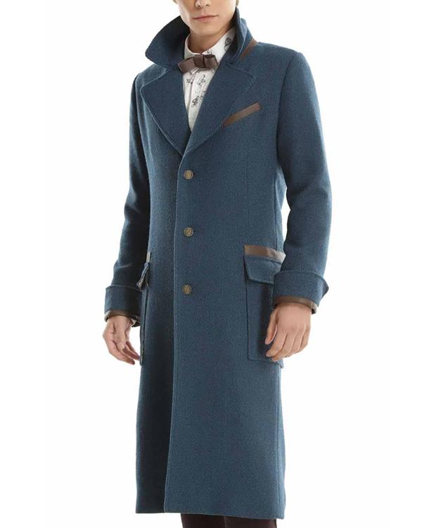 Eddie Redmayne-coat
