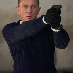 James Bond No Time To Die Sweater