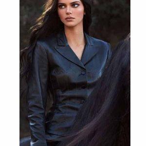 Kendall-Jenner-Black-Leather-Jacket