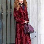Nicole-Kidman-The-Undoing-Maroon-Velvet-Coat