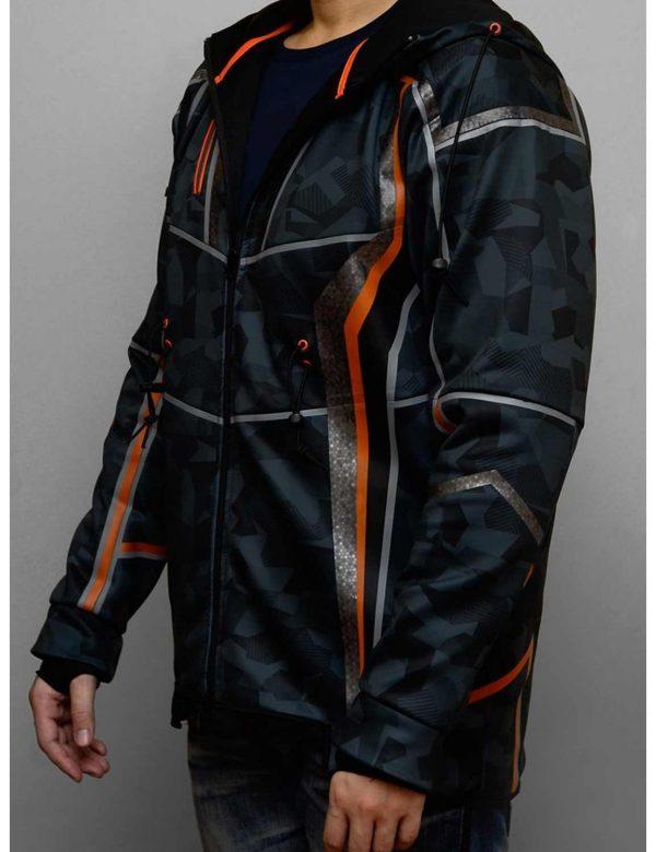 Robert Downey Jr Hooded Jacket