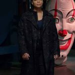 The Equalizer 2021 Robyn McCall Black Trench Coat