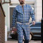 The Gentlemen Colin Farrell Blue Tracksuit