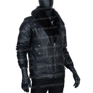 WWE Seth Rollins Leather Jacket