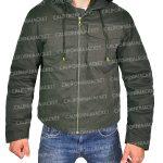 avengers endgame chris hemsworth hooded jacket