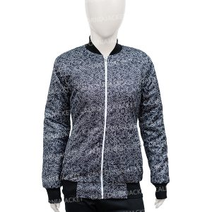 black-printed-bomber-jacket