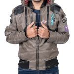cyberpunk-2077-leather-jacket-with-gray-color