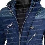 dmc nero 5 coat