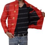 good for health bad for education leather jacket