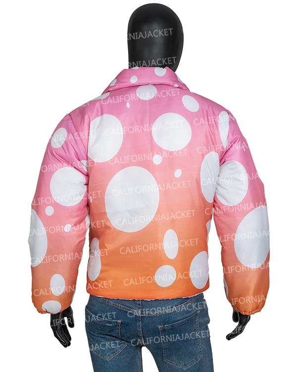 justin-bieber-peaches-orange-jacket