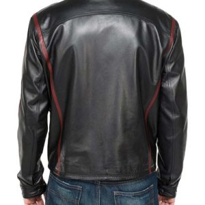n7 mass effect leather jacket