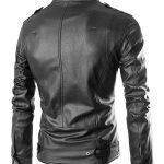 slim-fit-biker-black-leather-jacket
