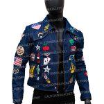 taron-egerton-denim-jacket