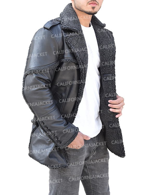 the-punisher-2-billy-russo-black-shearling-coat