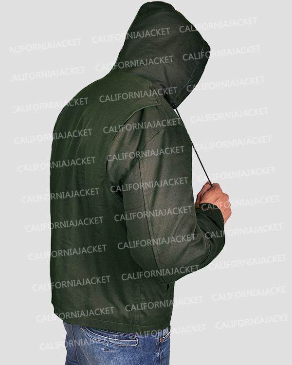 thor avengers endgame chris hemsworth hooded jacket