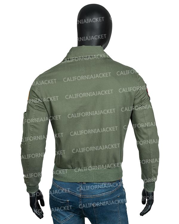 tom cruise maverick top gun bomber jacket