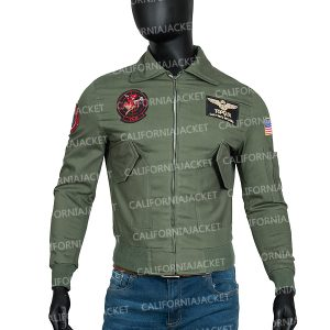 top gun 2 tom cruise maverick ma-1 bomber jacket