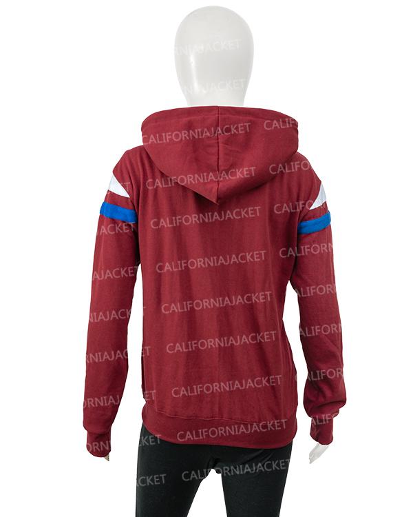 wanda maximoff wandavision 2021 elizabeth olsen hoodie