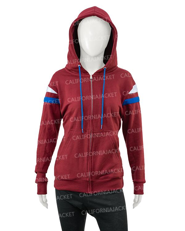 wandavision 2021 wanda maximoff hoodie