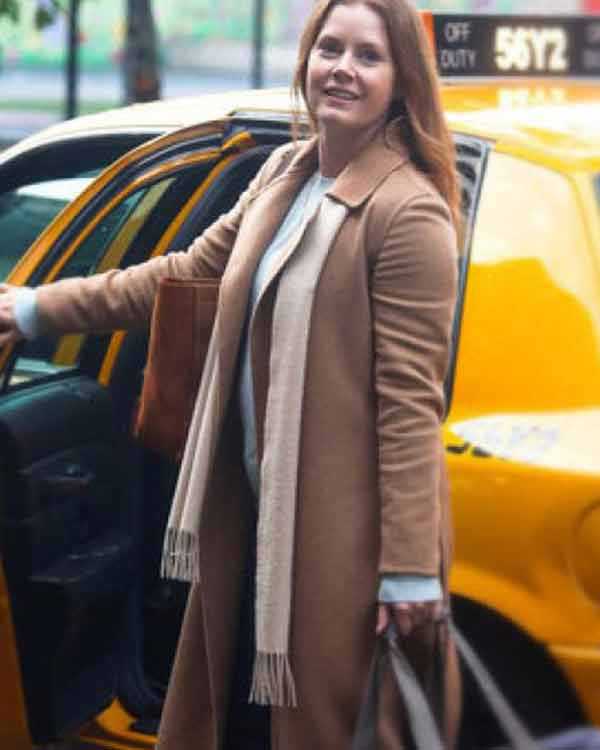 Dr-Anna-Fox-Woman-In-The-Window-Brown-Trench-Coat