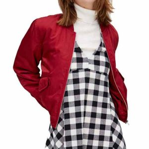 Fate-The-Winx-Saga-2021-Musa-Red-Bomber-Jacket