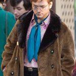 Rocketman John Elton Shearling Jacket