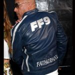 The Road To F9 Concert Vin Diesel Leather Jacket.JPG6