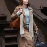 The-Woman-In-The-Window-Amy-Adams-Brown-Coat