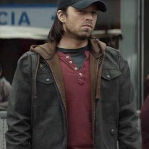 captain america civil war bucky barnes hooded jacket