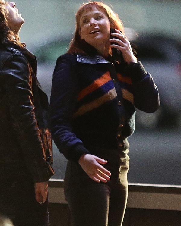 dont-look-up-jennifer-lawrence-letterman-jacket-with-blue-color-stripe
