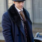 henry gowen when calls the heart martin cummins blue fur collar coat