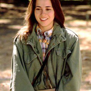 lindsay weir freaks and geeks tv series womens army jacket
