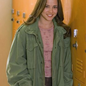 lindsay weir freaks and geeks womens army jacket