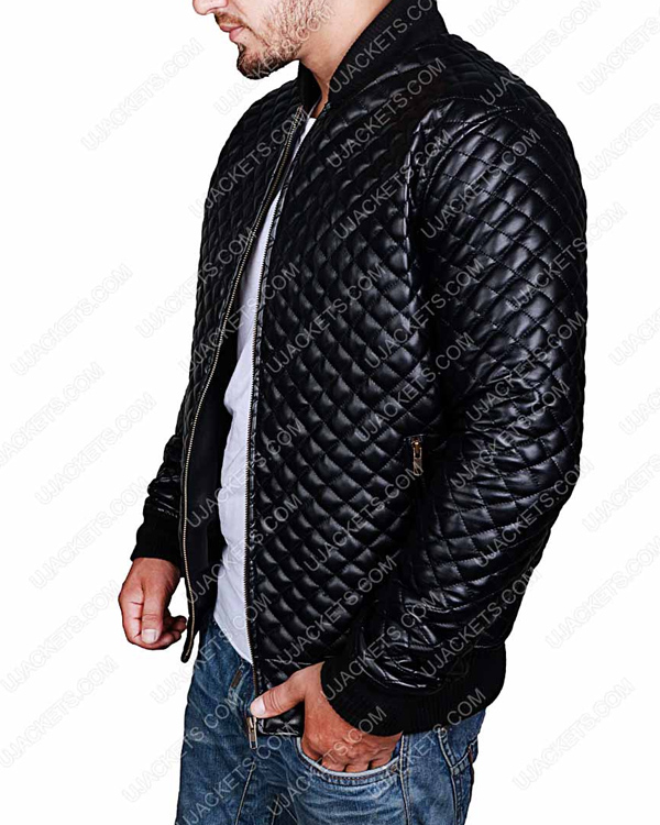 slim-fit-black-quilted-jacket-for-mens