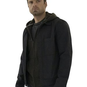 the falcon and the winter soldier sebastian stan black jacket