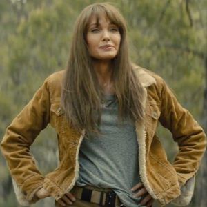 those-who-wish-me-dead-angelina-brown-shearling-jacket